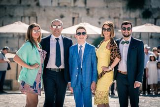 Mick's Bar Mizva - Jerusalem