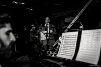 B&W Jazz Band