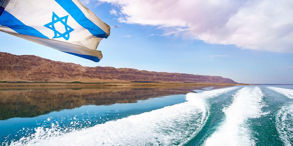 סדנת צילום נוף ושיט אל הפינות הנסתרות בים המלח (בהנחיית ויקטור זיסלין) - זריחה) - הסדנא מלאה