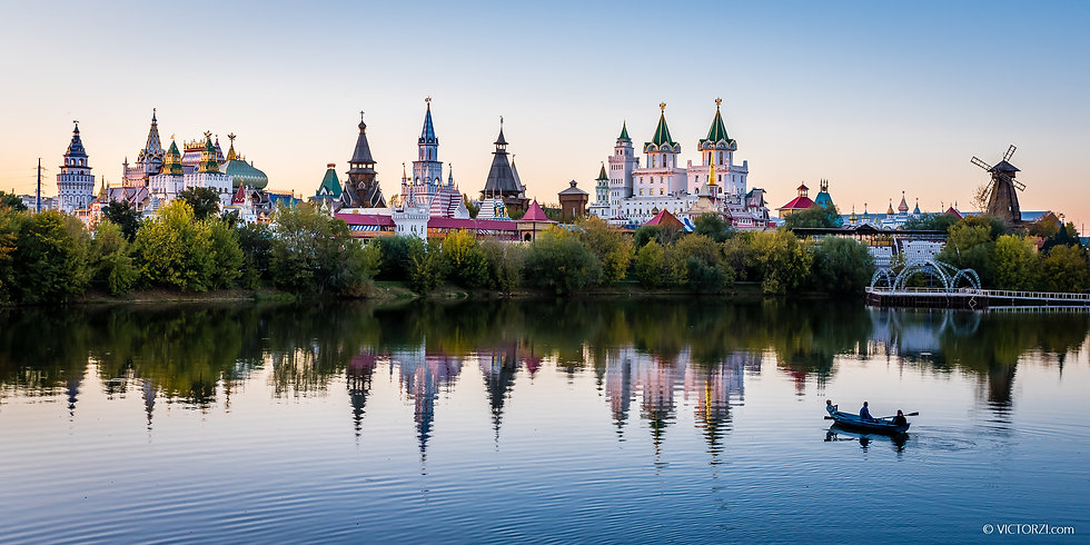 Fairy Tale in Moscow