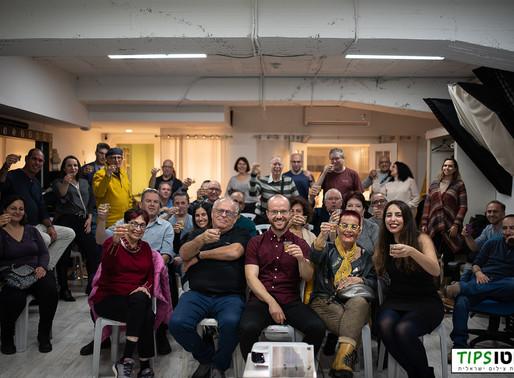 כנס הצילום הראשון של קהילת פוטו טיפס - סיפור אישי