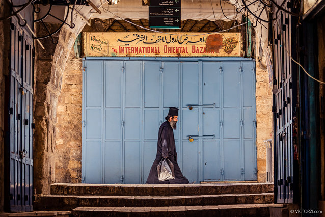 Victor Zislin Jerusalem Photography Gallery
