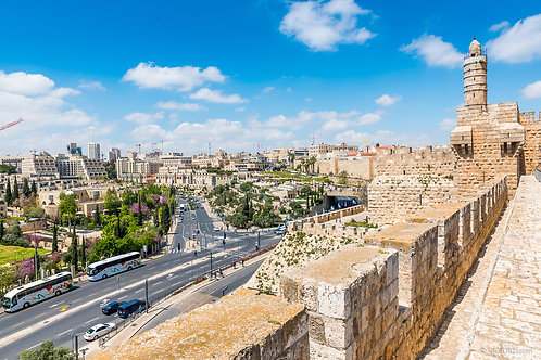 סיור צילום שווקים וחומות בירושלים העתיקה