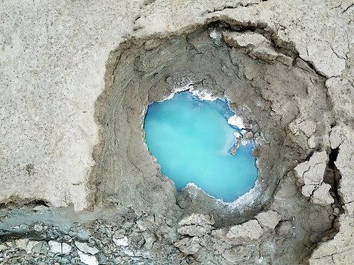 סדנת צילום בים המלח - ארץ הבולענים בשיתוף עם גיא גולן