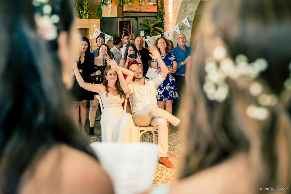 Adi Yarin Wedding - Port 15 Jaffa