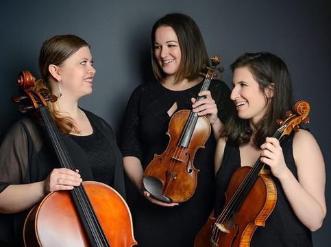 """Fair Trade Trio plays """"Brief Memories"""""""