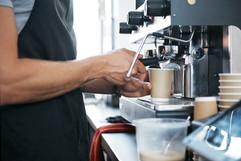 espressomachine horeca