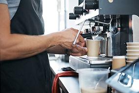 커피 머신