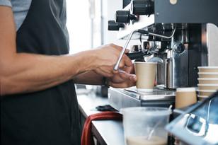 Coffee Machine Photography