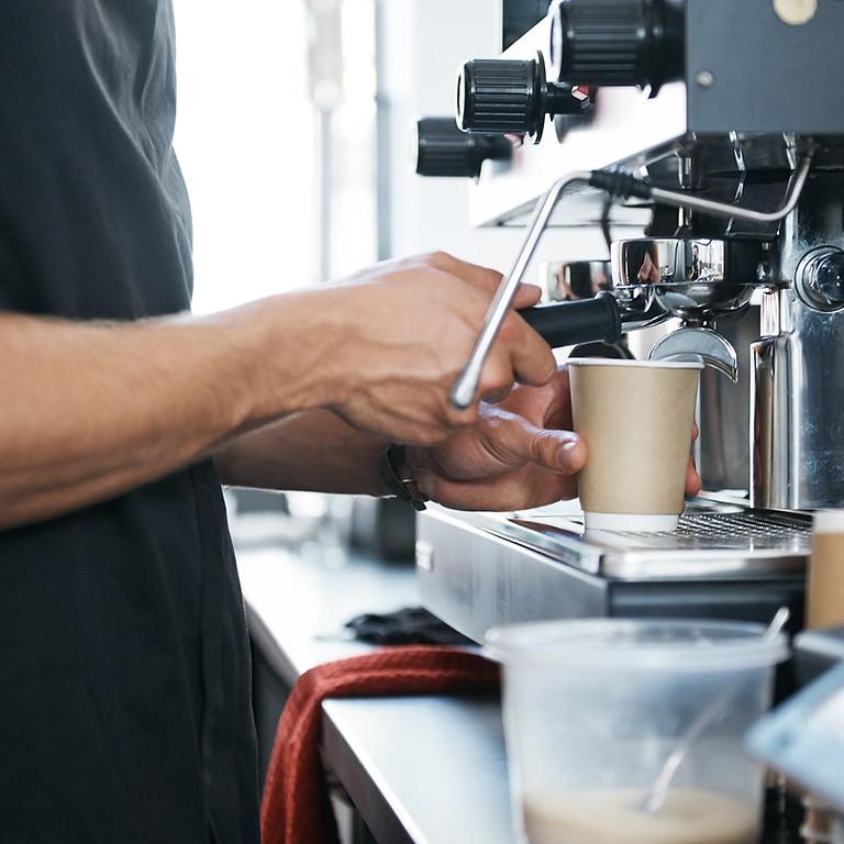 مدخل الى عالم القهوة المختصة وصناعة القهوة باحتراف