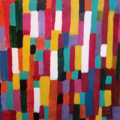 Zoom Acrylic Painting Class
