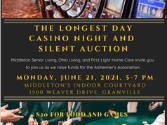 Casino Night + Auction