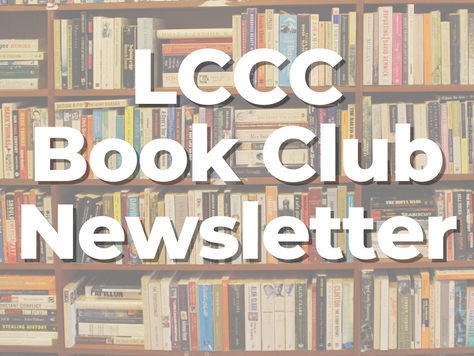 April Book Club News