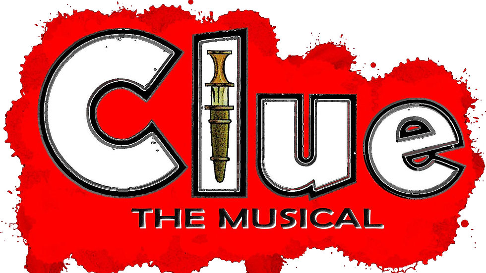 Clue at La Comedia Show and Lunch on 10/18/18