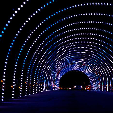 Wonderlights at National Trails