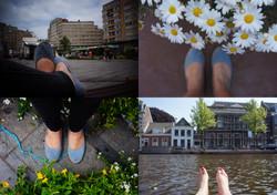 Leiden and Bruxelles