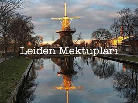Leiden Mektupları yayında!