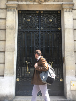 Doors of Paris