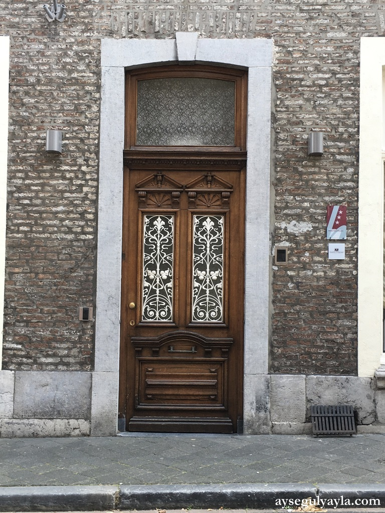 Doors of Maastricht