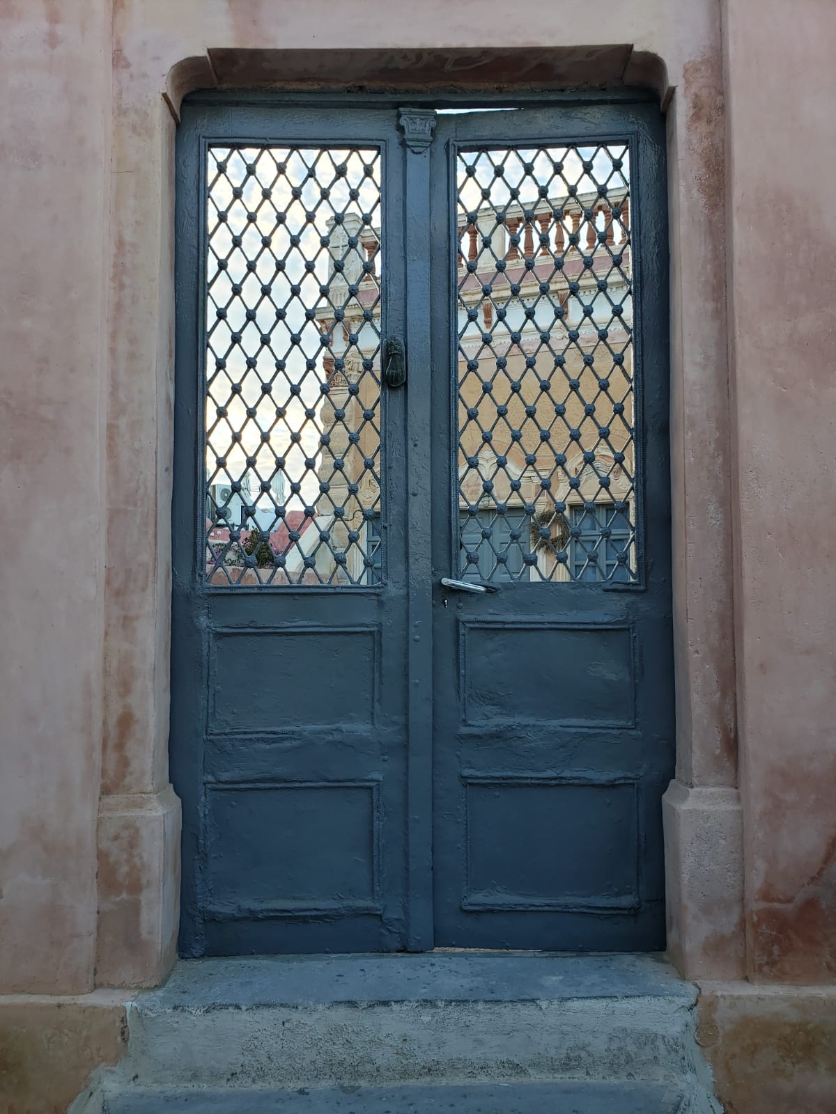 Doors of Santorini