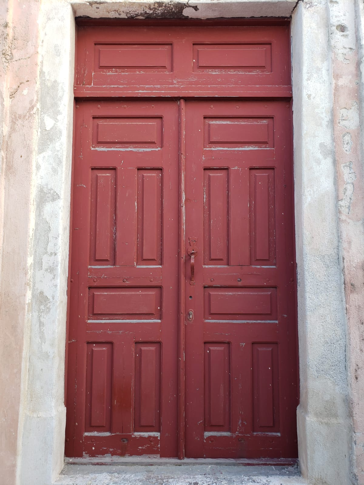 Doors of Santorini