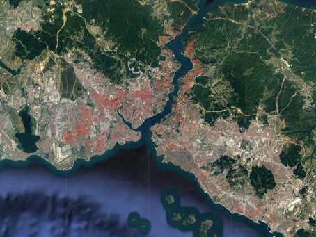 Gecekondus of Istanbul