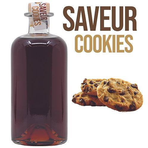 Bouteille de Shooter Saveur Cookies