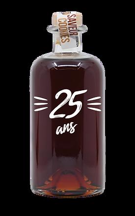 bouteille personnalisée anniversaire