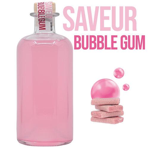 Bouteille de Shooter Saveur Bubble Gum