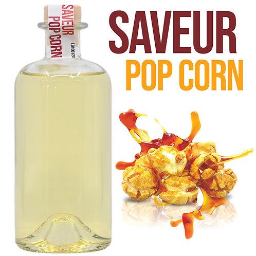 Bouteille de Shooter Saveur Pop Corn