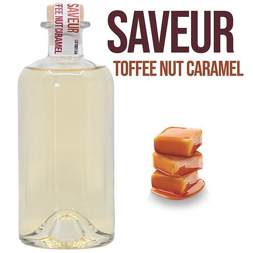 Bouteille de Shooter Saveur Toffee Nut Caramel