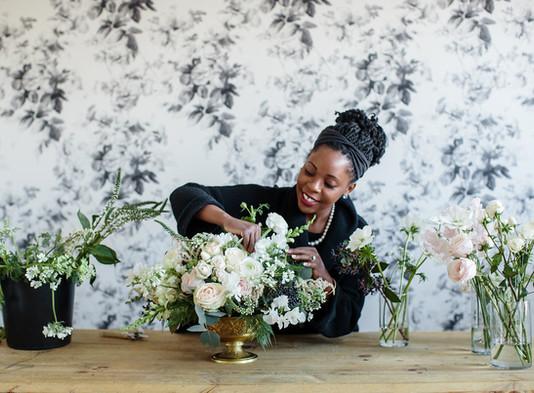 Surprise! We now offer VIRTUAL floral classes...