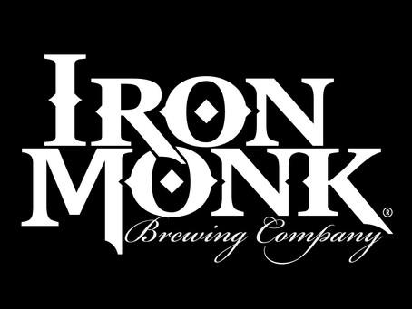 Iron Monk beer garden at Merry Main Street