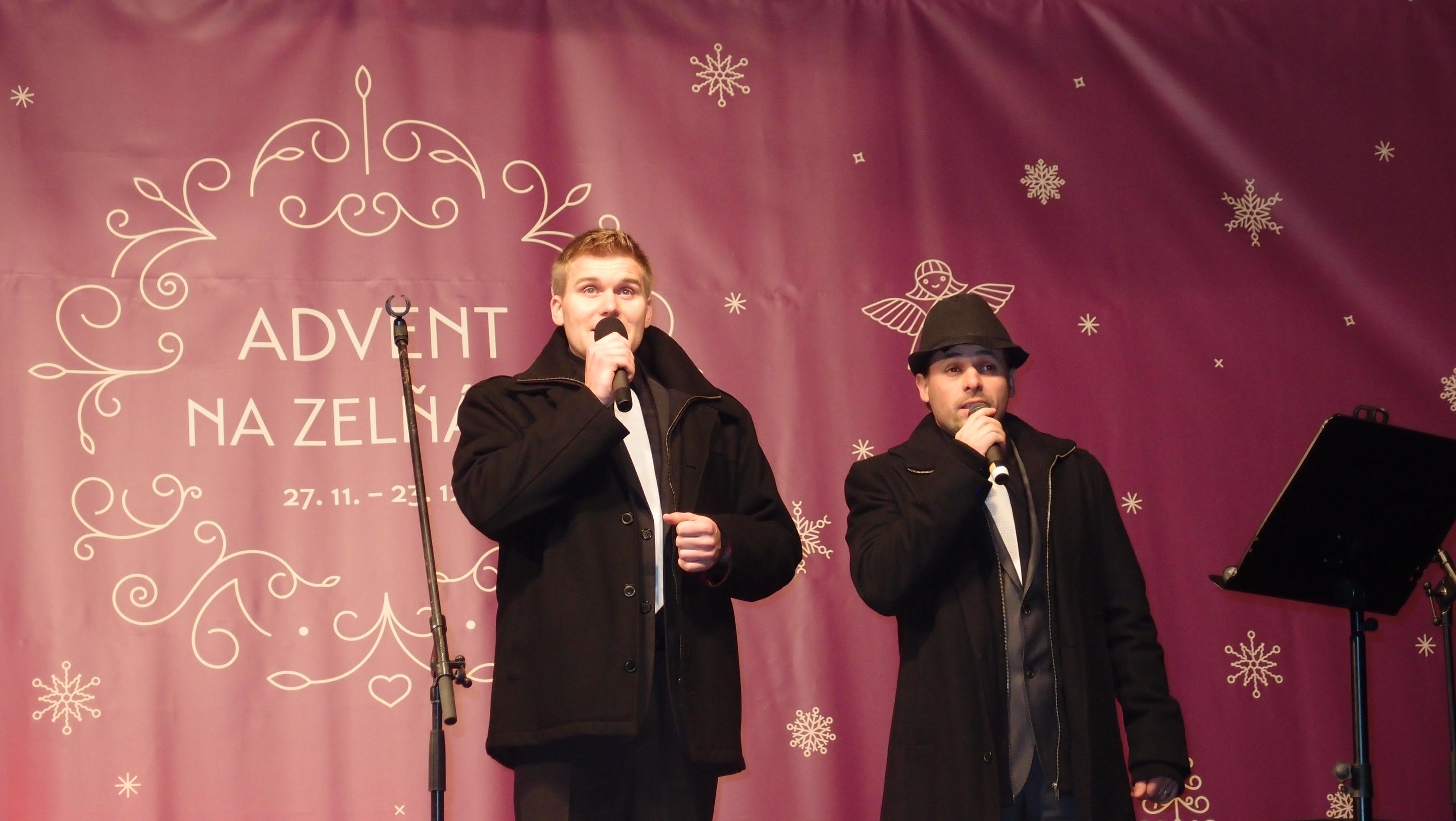 Vánoce 2015 na Zelňáku
