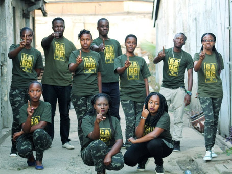 GOD'S ANOINTED NOW GENERATION (GANG)