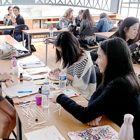 Team building et études de marchés