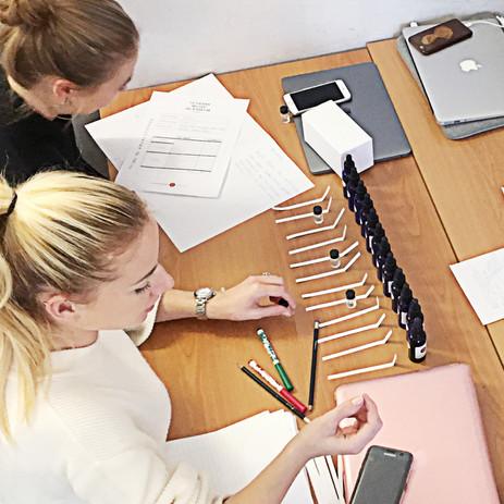 Intégrer une variable olfactive dans une démarche créative auprès d'étudiants en mode, design, communication, marketing, esthétique ...