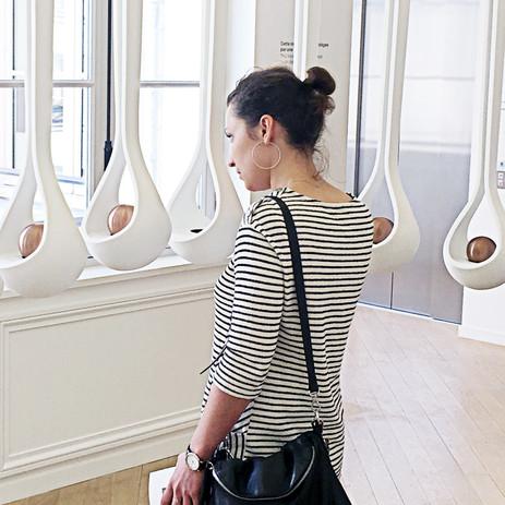 2018 Sortie avec les MBA MOD SPE New York au Grand Musée du Parfum de Paris