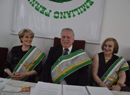 CENTRO DE LETRAS DO PARANÁ COMEMORA 107 ANOS