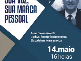 """""""ECONOMIA DA ORALIDADE / SUA VOZ, SUA MARCA PESSOAL"""""""