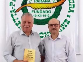 SÁBADO NO CENTRO DE LETRAS DO PARANÁ