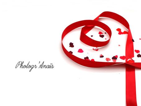 Offre mini séance Saint Valentin