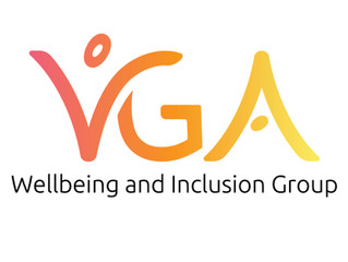 Presenting VGA's 'Wellbeing and Inclusion' Group!