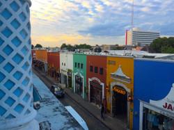 Downtown Merida, Mexico