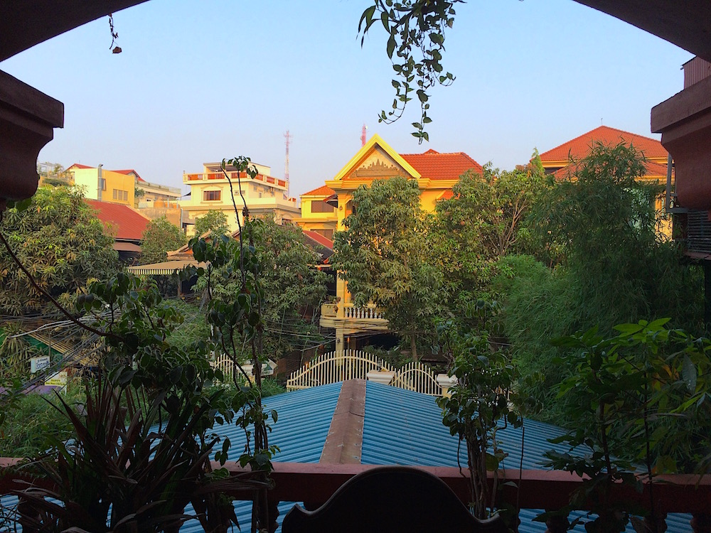 Bun Kao Hotel, Siem Reap, Cambodia