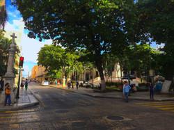 Downtown Merida Mexico