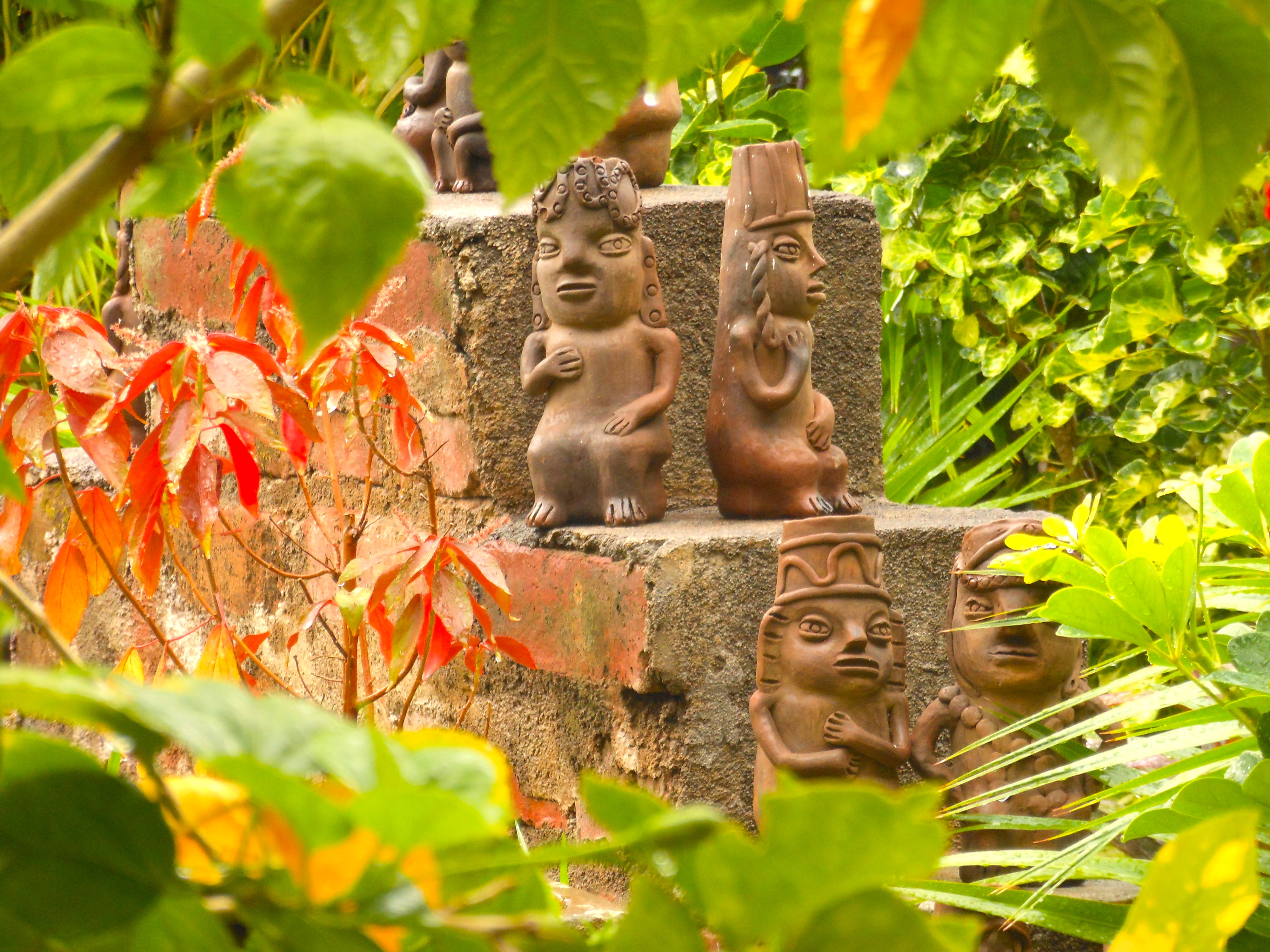 Harvest House Garden Leon, Nicaragua