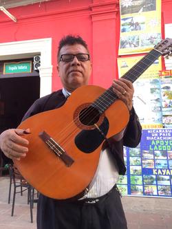 Mariachi Performing at Tequila Villarta Restaurant Granada