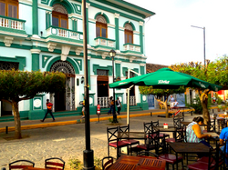 Calle La Calzada, Granada Nicaragua