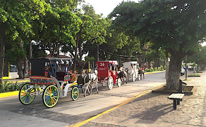Carriage Ride Granada Nicaragua